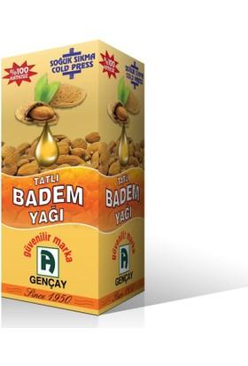 Gençay Tatlı Badem Yağı 50 ml. Soğuk Press