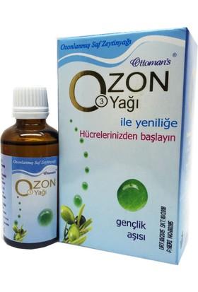 Ottomans Ozon Yağı 50ml