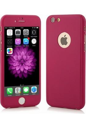 SaRa Apple iPhone SE iPhone 5 iPhone 5s 360° Tam Koruma Kılıf