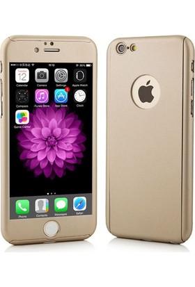 SaRa Apple iPhone 7 iPhone 7s 360° Tam Koruma Kılıf