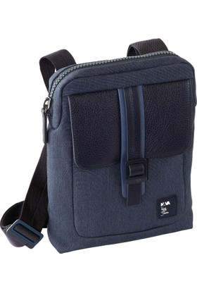 Nava Courier Business Ipad Mini Omuz Çantası Mavi Cb13Ba