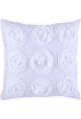 Chakra Circles Dekoratif Yastık Kılıfı