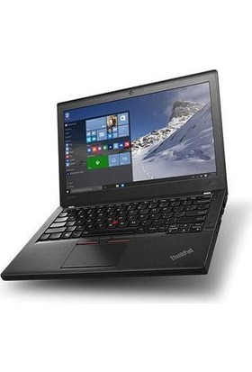 "Lenovo ThinkPad X260 Intel Core i7 6500U 8GB 256GB SSD Windows 10 Home 12.5"" Taşınabilir Bilgisayar 20F6007VTX"