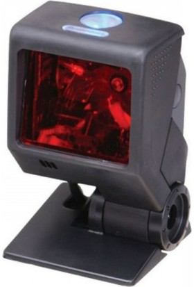 Honeywell Quantum 3580 Usb Kit: Black Scanner (Ms3