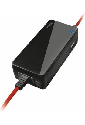 Trust 21171 Ltc-670 Laptop Şarjı 70W Siyah