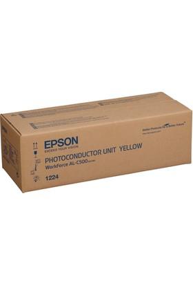 Epson C13S051224 Photoconductor Unit Yellow 50K