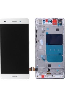 Cekokenomik Huawei Ascend P8 Lite Lcd+Dokunmatik+Ön Panel Komple Ekran