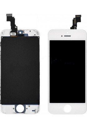 Cekokenomik Apple Iphone 5C Lcd+Dokunmatik +Ön Panel Komple Ekran