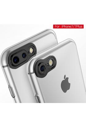 Kılıfkutusu Apple iPhone 7 Momax Kamera Korumalı Silikon Kılıf