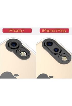 Kılıfkutusu Apple iPhone 7 Plus Momax Kamera Korumalı Silikon Kılıf