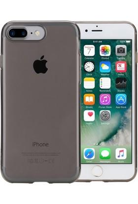 Kılıfkutusu Apple iPhone 7 Plus Ultra İnce Şeffaf Silikon Kılıf