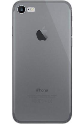 Kılıfkutusu Apple iPhone 7 Ultra İnce Şeffaf Silikon Kılıf