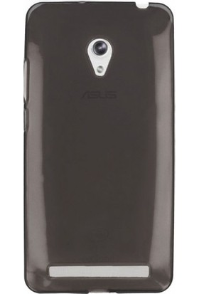 Kılıfkutusu Asus Zenfone 6 Ultra İnce Şeffaf Silikon Kılıf