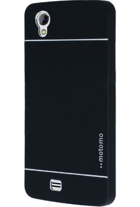 Kılıfkutusu General Mobile Discovery 2 Mini Motomo Metal Sert Kılıf