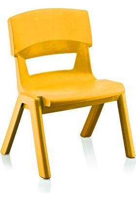 Hepsi Dahice Jumbo Çocuk Sandalyesi Sarı