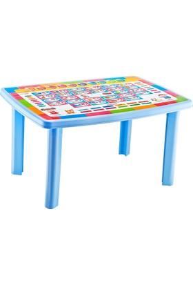 Hepsi Dahice Çocuk Masası Desenli 70*100 Erkek