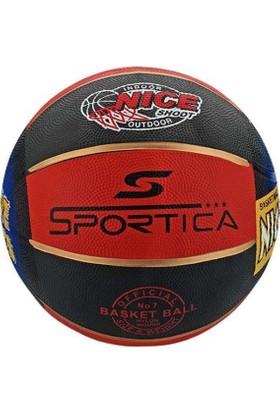 Sportica Bb200R Basketbol Topu
