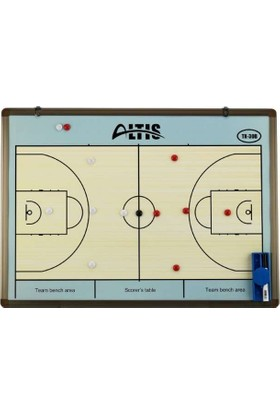 Altis Tk30B Basketbol Koç Tahtası