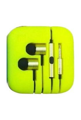 TveT Xiaomi Kulak İçi Mikrofonlu Piston Kulaklık - Yeşil