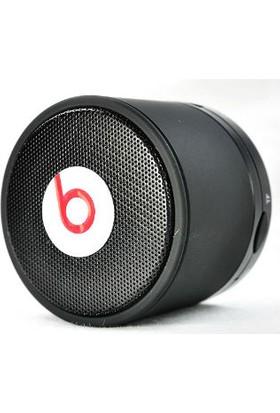 TveT Mini Bluetooth Hoparlör - Siyah