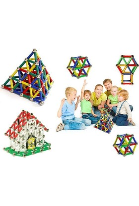 TveT 296 Parça Manyetik Lego Seti