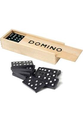 TveT Ahşap Domino Seti