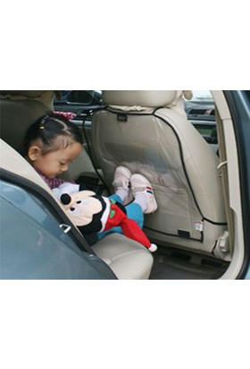 TveT Araba Koltuk Arkası Koruyucu 2 Li Kılıf