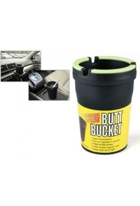 TveT Butt Bucket Fosforlu Araba Küllüğü