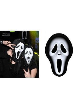 TveT Çığlık Maskesi