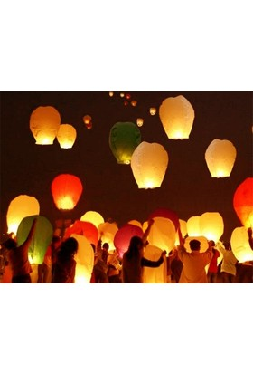TveT Dilek Balonu (3 Adet)