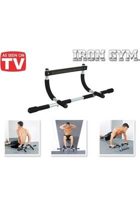 TveT Iron Gym Şınav Mekik ve Barfiks Aleti