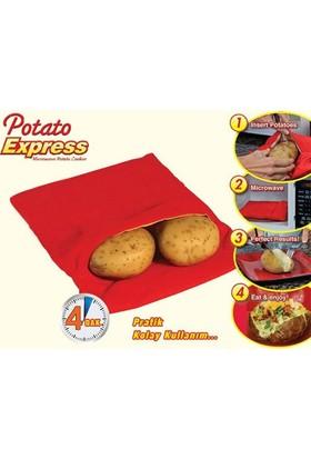 TveT Kumpir Pişirme Kesesi Potato Express