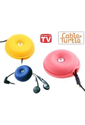 TveT Mini Kablo Düzenleyici - Mini Cable Turtle