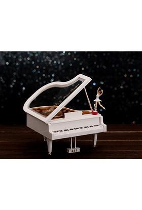 TveT Piyano Balerin Müzik Kutusu