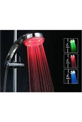 TveT Renk Değiştiren Led Işıklı Duş Başlığı