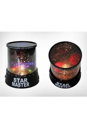 TveT Star Master Projeksiyon Gece Lambası