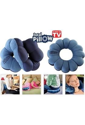 TveT Total Pillow Şekilden Şekile Giren Seyahat Yastığı