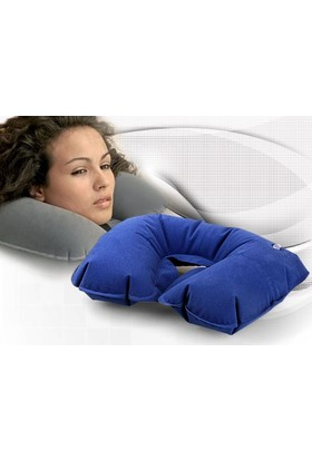 TveT Travel Pillow Seyahat Tipi Boyun Yastığı