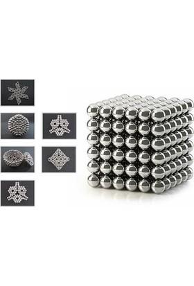TveT Magnacube Yeni Nesil 3D Manyetik Puzzle (216 Adet)