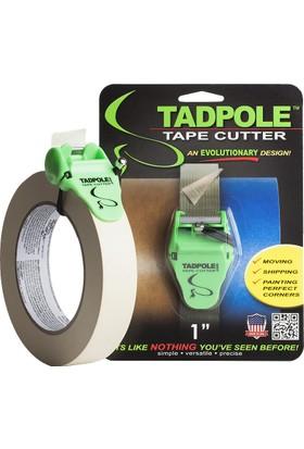 Tadpole Tape Cutter 1'' Bant Kesme Aparatı 25 Mm