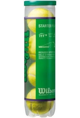 Wilson Çocuk Tenis Topu Starter Play 10 Yaş Topu 4'Lü