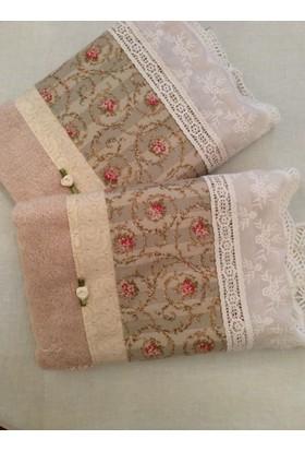 Victorian Rose Boutique Victorian Sarmaşık Havlu Takım