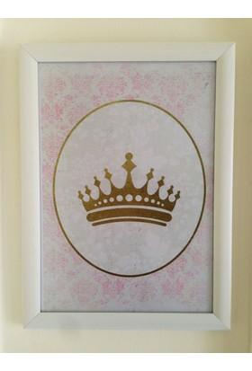 Victorian Rose Boutique Shabby Chic Princess Çerçeve