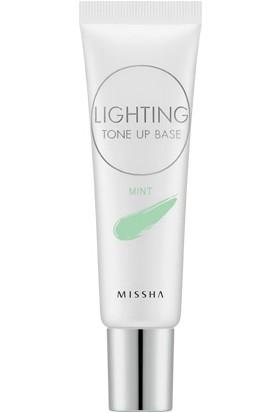 Missha Lighting Tone Up Base SPF30 PA++ (Mint)
