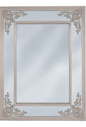 Evdebir Vintage Rococo Antik Ayna