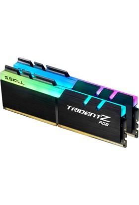 G.SKILL TRIDENT Z RGB LED DDR4-3000Mhz CL16 16GB (2X8GB) DUAL (16-18-18-38) 1.35V (F4-3000C16D-16GTZR)
