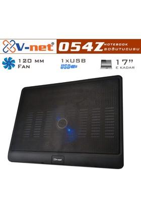 V-Net 054Z Notebook Cooler 12Cm Fan, 1Xusb Port