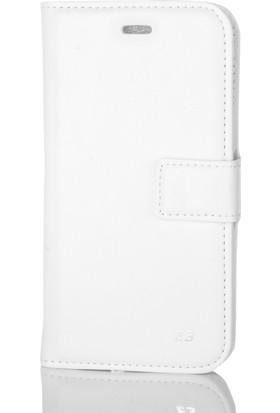 Gpack Samsung Galaxy E3 Kılıf Standlı Serenity Cüzdan