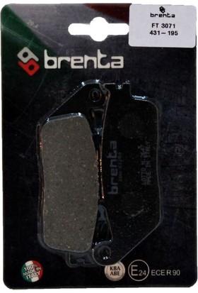 Brenta Yamaha YP 250 X-MAX ABS Brenta Disk Ön Fren Balata