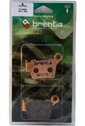 Brenta Ktm Sx-F 450 Brenta Arka Balata Sinter Metal (Off-Road)